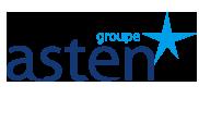Logo groupe Asten