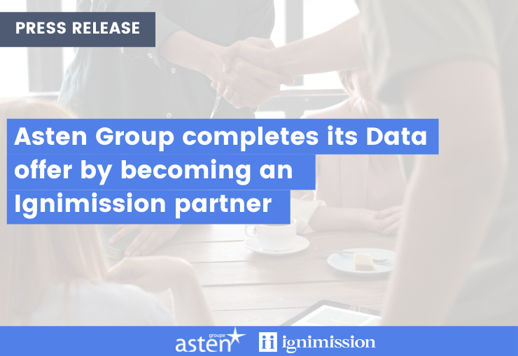 Ignimission and the Asten Group become partners