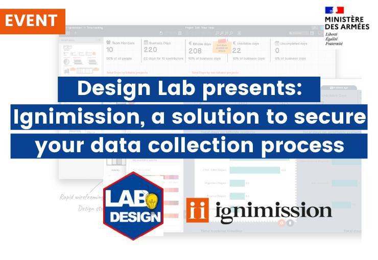 Design Lab and Ignimission webinar