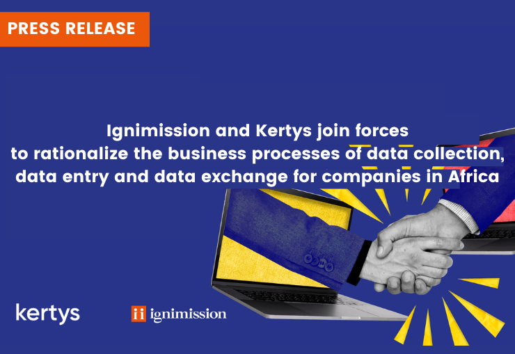Press release - Ignimission and Kertys join forces