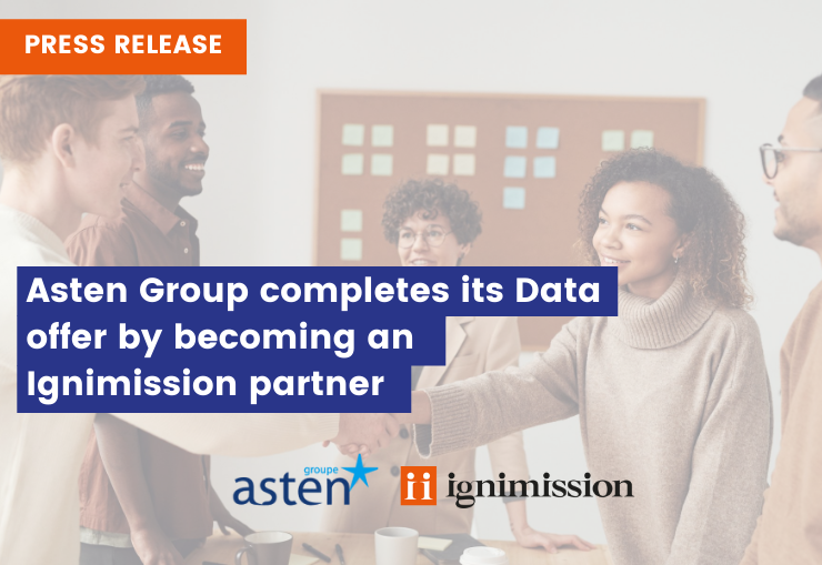 Asten becomes an Ignimission Partner